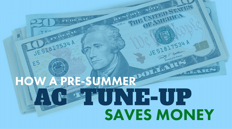 How a Pre-Summer AC System Tune-Up Saves Money