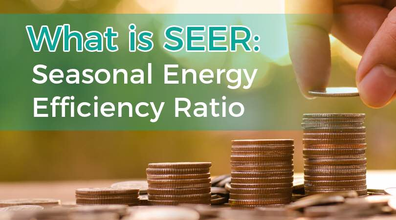 What is SEER? Seasonal Energy Efficiency Ratio