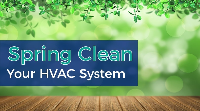 Spring Clean Your Hvac System Ball Building