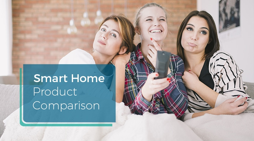 Smart Home Product Comparison